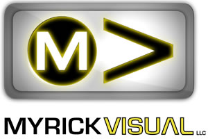 Myrick Visual Logo