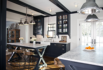 Lake Harriet Remodel kitchen