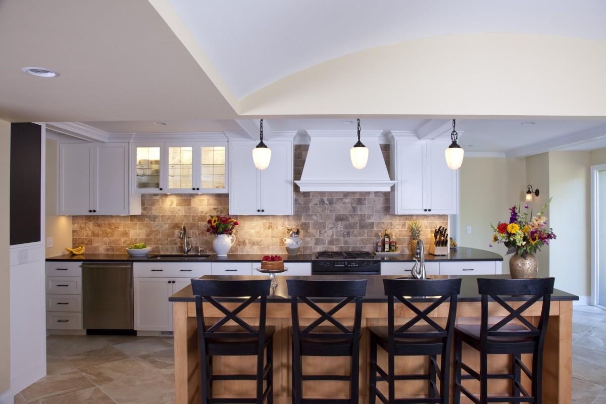 Kitchen remodel dining room addition trehus architects - Dining room addition ...