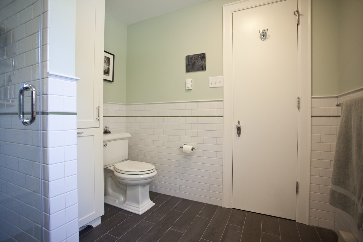 south minneapolis bathroom remodel trehus architects