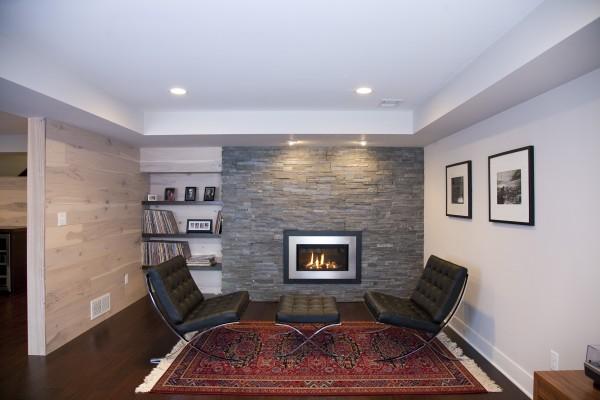 fireplace straight