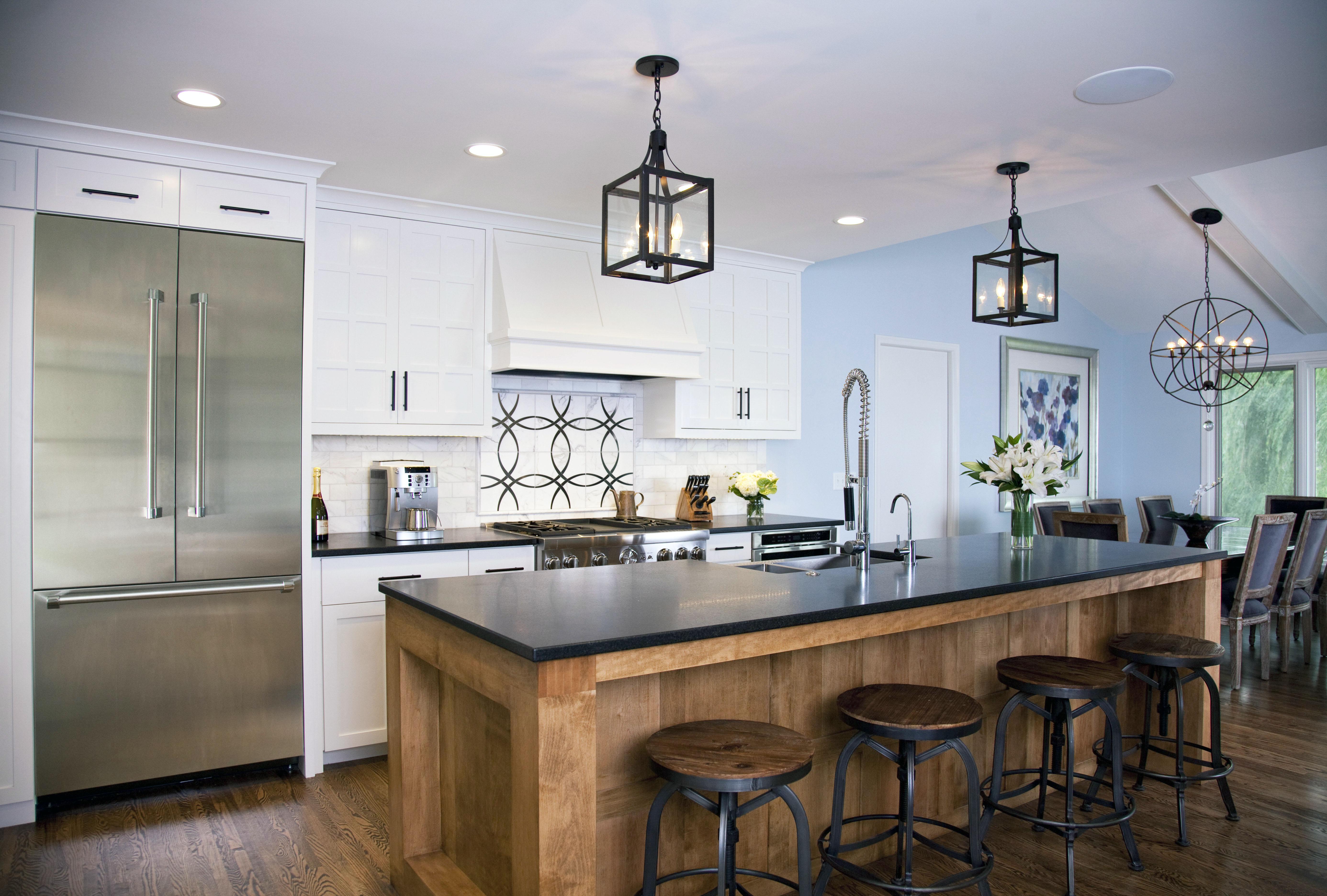 Edina Rambler Kitchen Remodel Trehus Architects