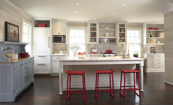 Historic Cottage Renovation Kitchen after