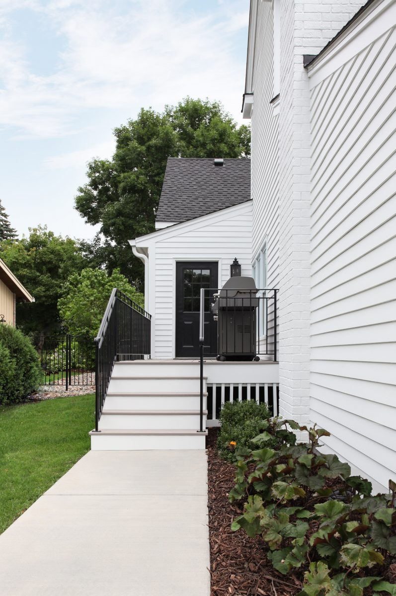 <p>This newly renovated 1890's Edina farmhouse offers a look that is both modern and rooted in history after years of wear.  It had been remodeled and added on to many times, and the owners wanted to restore its original farmhouse soul, while also making it fit into its high-end neighborhood.</p>