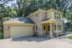 Historic Brick Colonial Addition