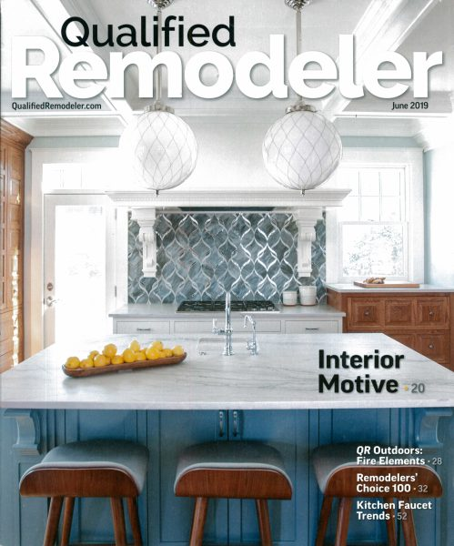 Qualified Remodeler Cover